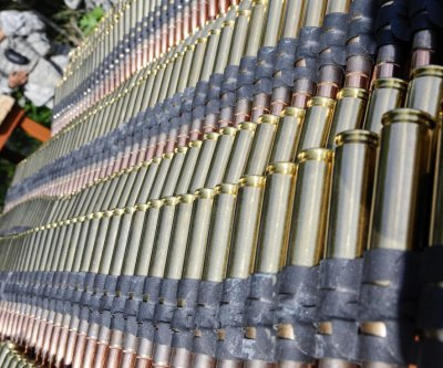 U.S. Army orders small arms ammunition