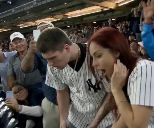 Engagement ring goes missing during Yankee Stadium proposal
