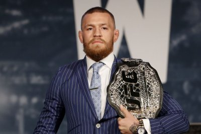 UFC's Conor McGregor to appear in 'Game of Thrones' according to Dana White