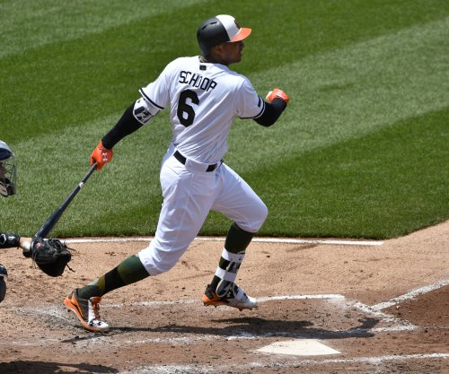Jonathan Schoop, Baltimore Orioles top Minnesota Twins