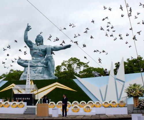 Nagasaki mayor marks 72nd anniversary of atomic bombing