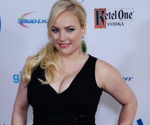 Meghan McCain officially starts job as 'The View' co-host