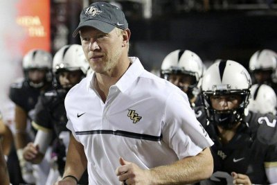 UCF Golden Knights coach Scott Frost: 'I'd be hurt' if Nebraska Cornhuskers not interested