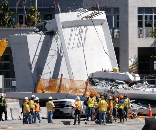 Some still missing in Miami bridge collapse that killed 6