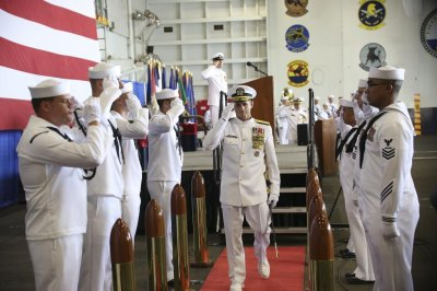 Navy re-launches Atlantic fleet to eye Russia