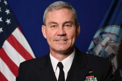 U.S. Navy Vice Adm. Stearney found dead in Bahrain home
