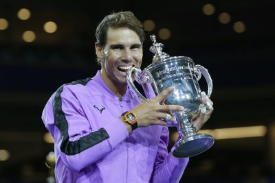 Famous birthdays for June 3: Rafael Nadal, Anderson Cooper