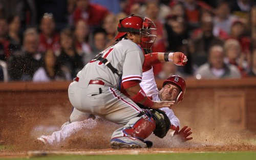 Cardinals' Punto goes on DL
