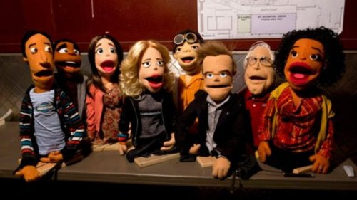 NBC sitcom 'Community' plans puppet episode for April