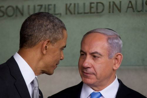 Netanyahu heads for Washington