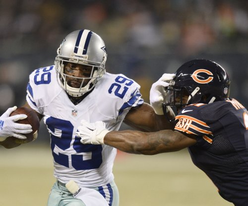 DeMarco Murray, Dallas Cowboys run over Chicago Bears