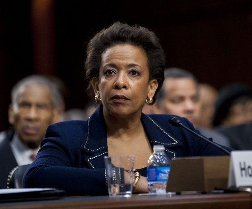 Loretta Lynch confirmed as 83rd attorney general