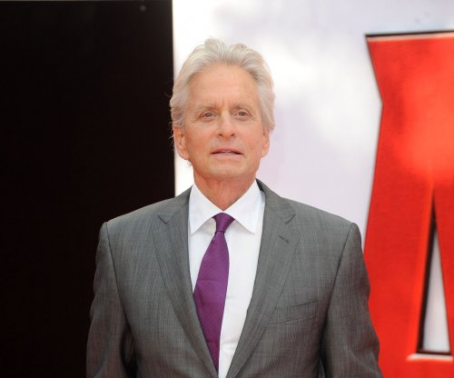 Michael Douglas blames social media as the reason American roles are being lost to Aussies and Brits