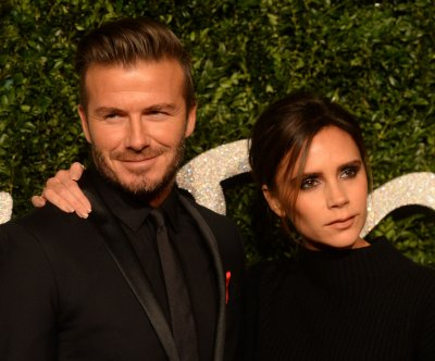 Victoria Beckham says rumors of split from David are false