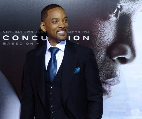 Will Smith says Donald Trump may force him to run for president