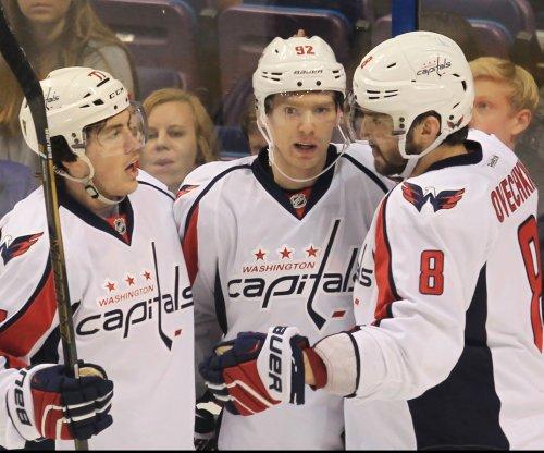 Evgeny Kuznetsov tallies twice as Washington Capitals down Philadelphia Flyers