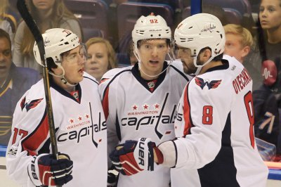 Evgeny Kuznetsov tallies twice as Washington Capitals down Philadelphia Flyers