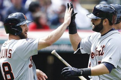 Detroit Tigers jump all over slumping Cleveland Indians, 4-1