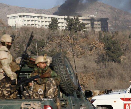 6 civilians, 5 gunmen killed in attack on Intercontinental Hotel in Kabul