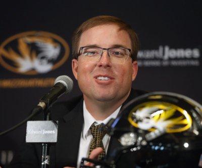 Missouri introduces Appalachian State's Eli Drinkwitz as 33rd head football coach