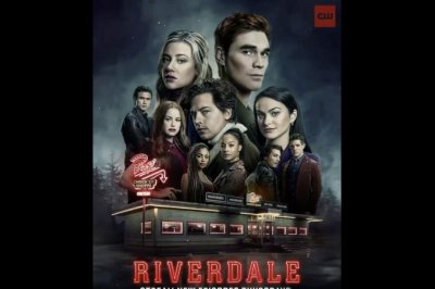 'Riverdale' Season 5 poster teases 7-year time jump