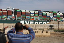 Suez Canal blockage: Ever Given's black boxes under review