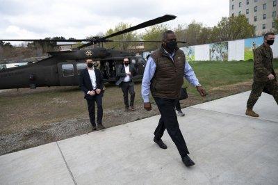 SECDEF Austin orders reinforcements ahead of Afghanistan withdrawal