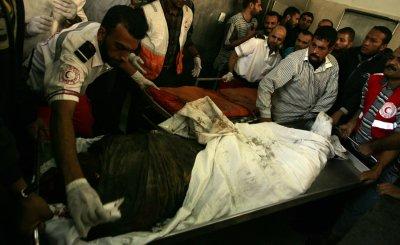 Israel: 10 militants killed in Gaza