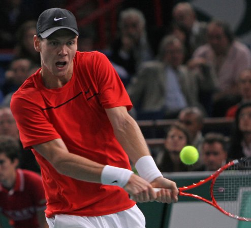 Berdych claims another Sud de France win