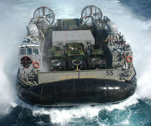 Navy orders air cushion landing craft