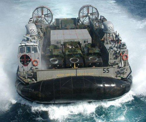 Navy orders air cushion landing craft