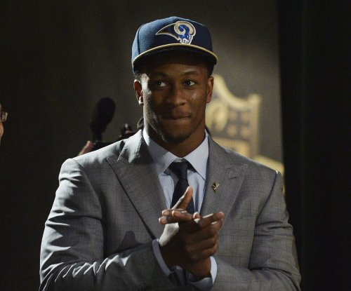 St. Louis Rams RB Todd Gurley expected to make NFL debut