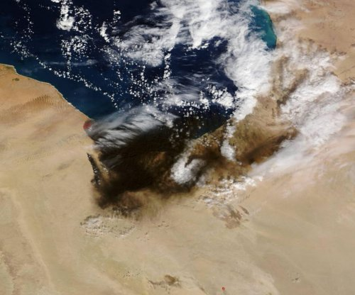 NASA satellites spot oil fires in Libya