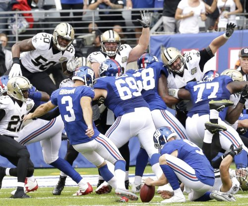 New York Giants release K Josh Brown after abuse revelation