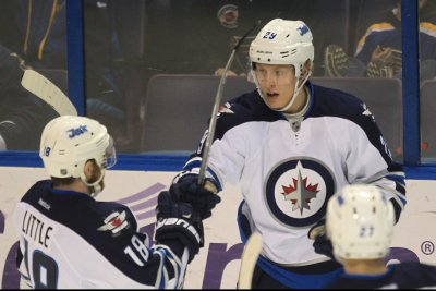 Winnipeg Jets' star Patrik Laine suffers concussion, is out indefinitely