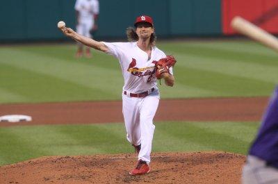 Mike Leake solves woes vs. Colorado Rockies in St. Louis Cardinals' 8-2 win