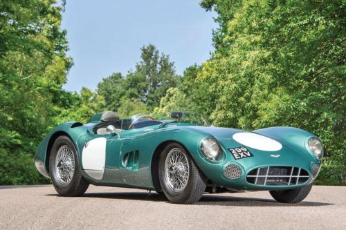 Most expensive British car ever sold goes for $22.5 million