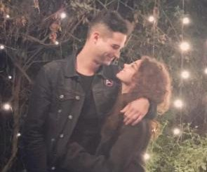 Sarah Hyland, Wells Adams share sweet moment in new photo