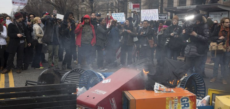 Prosecutors drop remaining Inauguration Day rioting charges