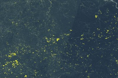Satellite maps reveal spread of mountaintop coal mining in Appalachia