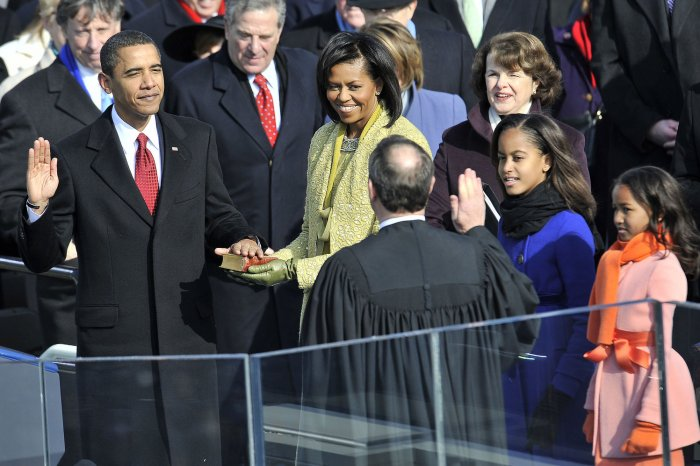 On This Day: Barack Obama inaugurated as 44th president