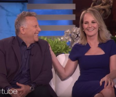 Helen Hunt, Paul Reiser discuss 'Mad About You' reunion on 'Ellen'