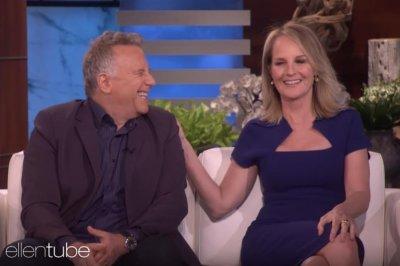 Helen Hunt, Paul Reiser discuss 'Mad About You' reunion on 'Ellen'