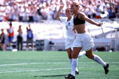 Movie on 1999 U.S. Women's World Cup team headed to Netflix