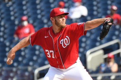 Washington Nationals pitcher Stephen Strasburg returns to IL