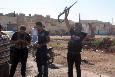 Syrian army may 'crack'