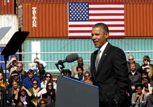 Obama: Economic growth must include veterans