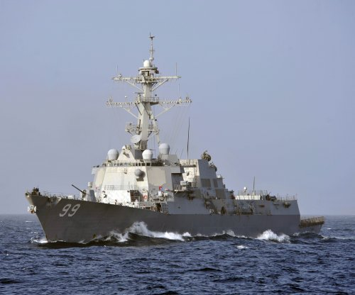 U.S. Navy stops accompanying ships through Strait of Hormuz