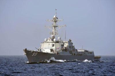 U.S. Navy stops accompanying ships through Strait of Hormuz