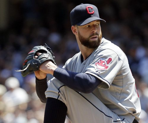 Cleveland Indians RHP Corey Kluber named to AL All-Star team
